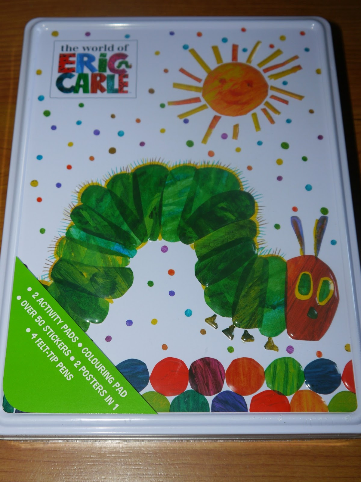 Inside The Wendy House Celebrate The World Of Eric Carle And The Very Hungry Caterpillar