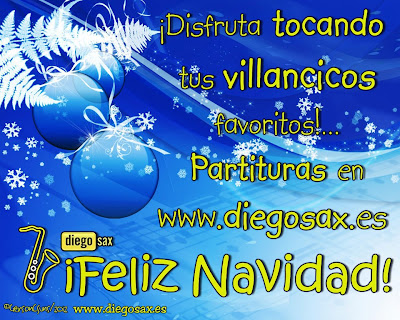 ¡Atención! Más de 68  Attention! More than 68 Music Scores for Christmas Carols for your instrument clicking on the image