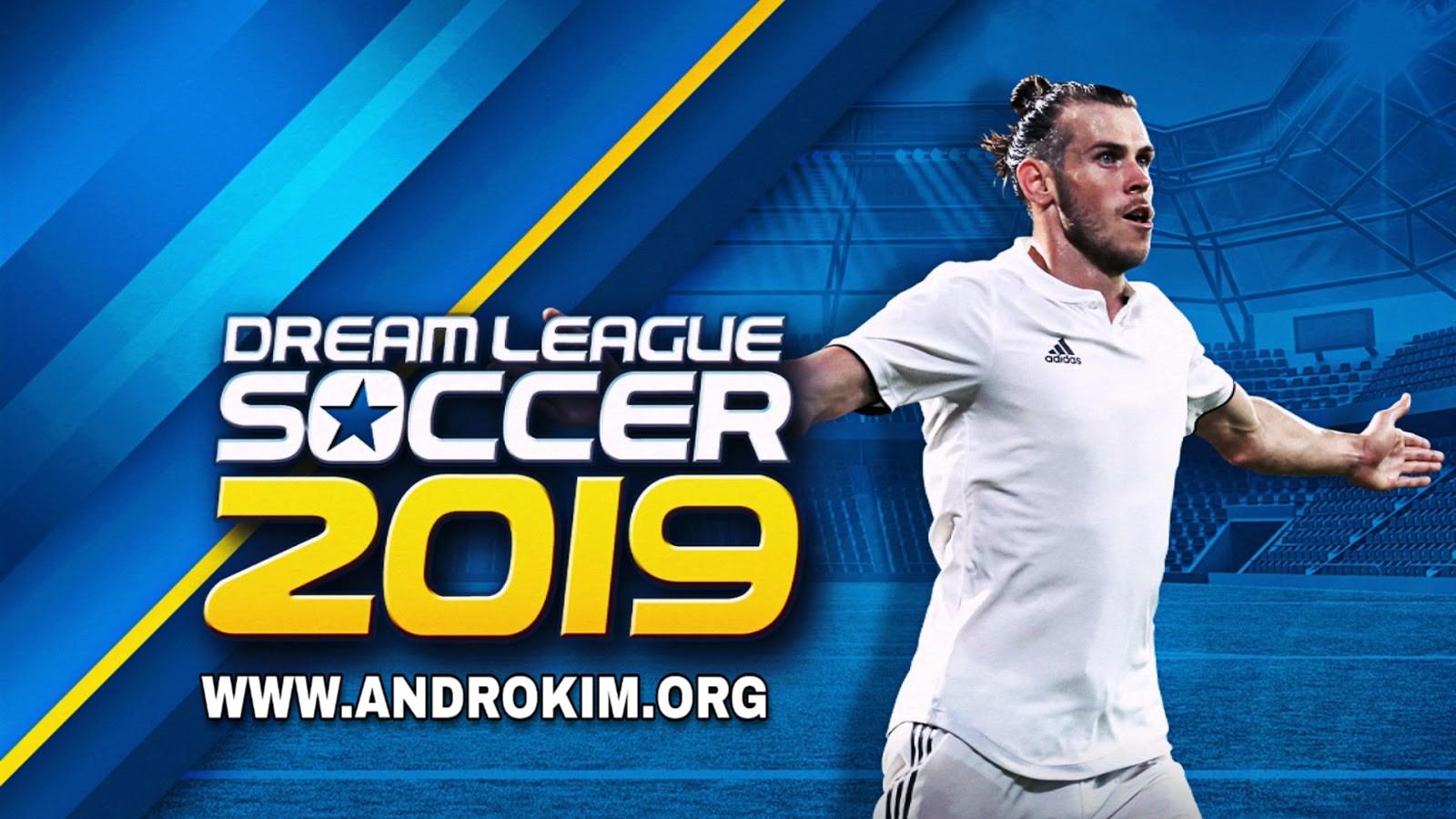 تحميل لعبة كرة القدم dream league