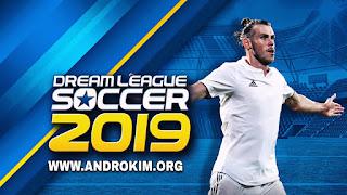 تحميل لعبة Dream League Soccer 2019 مهكرة للاندرويد / Download DLS 19 Android v6.01 Mediafire