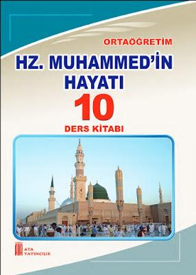 10. Sınıf Hz. Muhammed'in Hayatı Ata Yayıncılık Ders Kitabı Cevapları