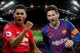 موعد مباراة برشلونة ومانشستر يونايتد مساء الأربعاء 10-4-2019 ضمن دوري أبطال أوروبا والقنوات الناقلة