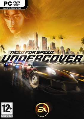 Need for Speed Undercover Free Download with Crack PC Game