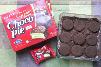 Easy Tiramisu with LOTTE Choco Pie