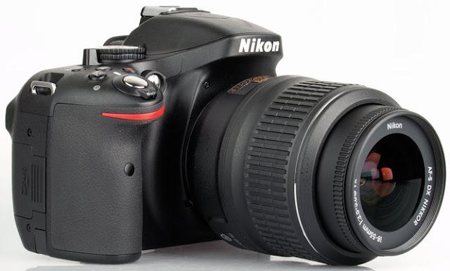 Nikon D5200, cámara reflex barata, tecnología
