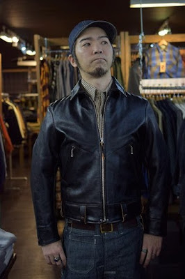 Inquiry for Leather Jackets Vol.1