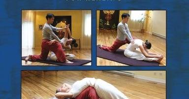 advanced thai yoga massage postures and energy pathways