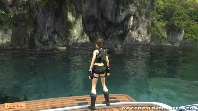 Tomb Raider Underworld - Download game PS3 PS4 RPCS3 PC free