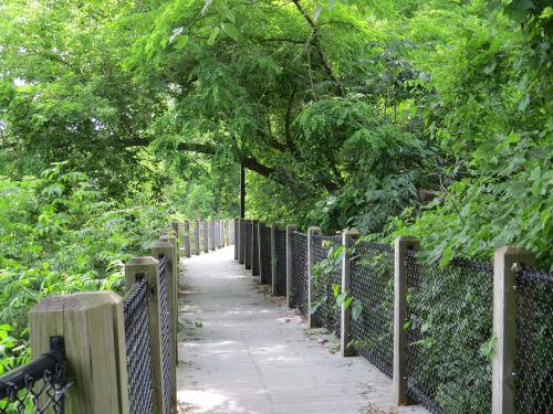 Marshall Riverwalk