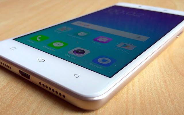 Cara Screenshot di Oppo A37