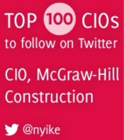 Top Social CIO @NYIke