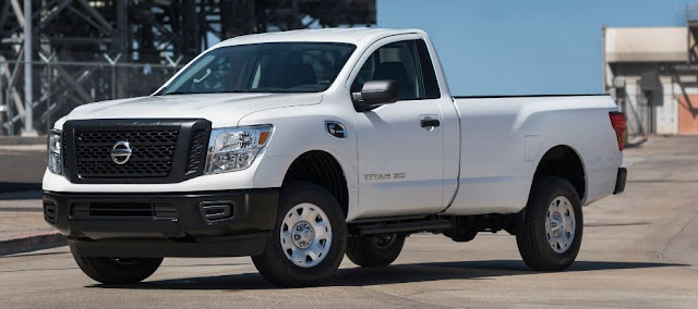 Nissan Titan XD Single Cab 2017