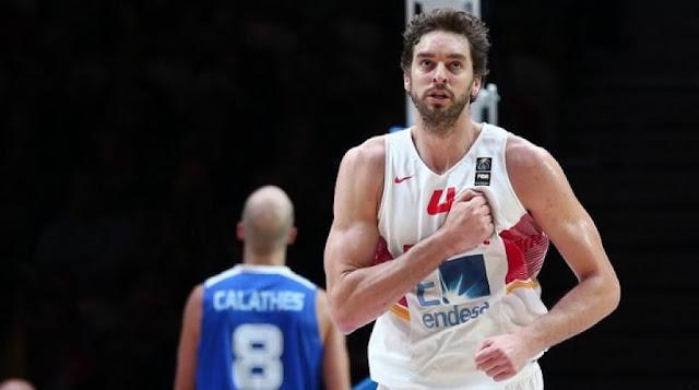 Gasol no es el jugador español mejor pagado en el basket