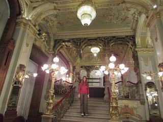 Cafetería del New York Palace 3