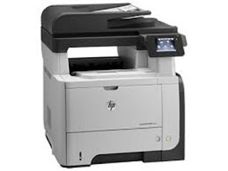 Image Hp LaserJet Pro MFP M521dw Printer