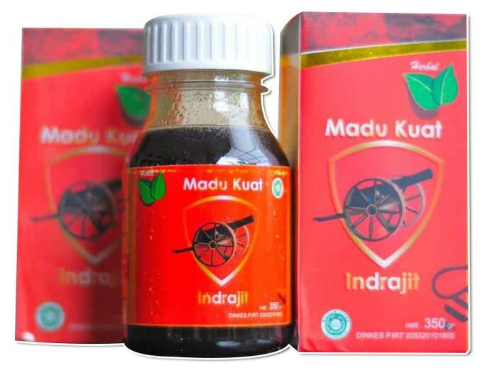 jual madu kejantanan indrajit jamu kuat tahan lama di Surabaya
