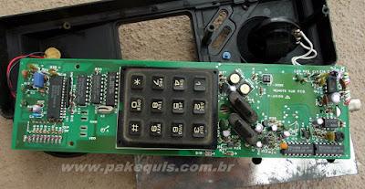 Super Fone CT3000N modulo móvel