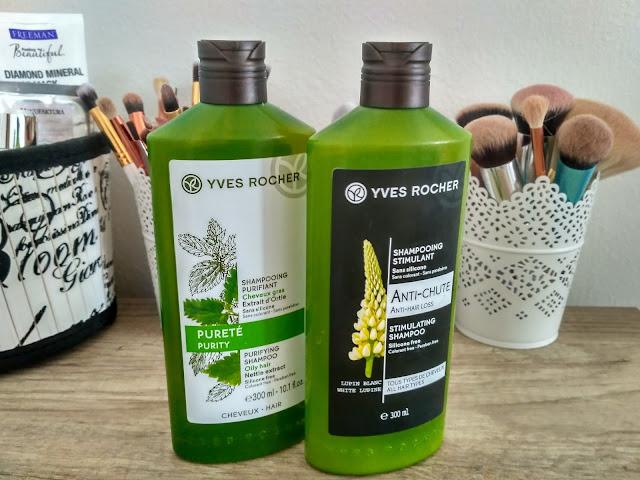 Yves Rocher šampón