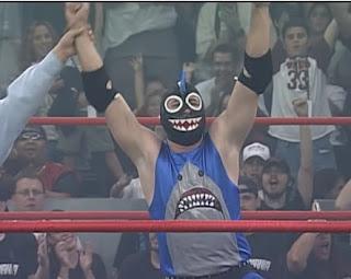 TNA Slammiversary 2005 - Shark Boy