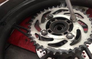 Alasan Mengapa Gir serta Rantai Sepeda Motor Butuh di Ganti