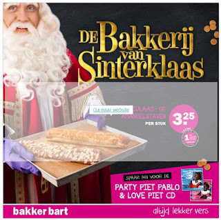 Bakker Bart Folder Week 46, 13 November – 6 December 2017