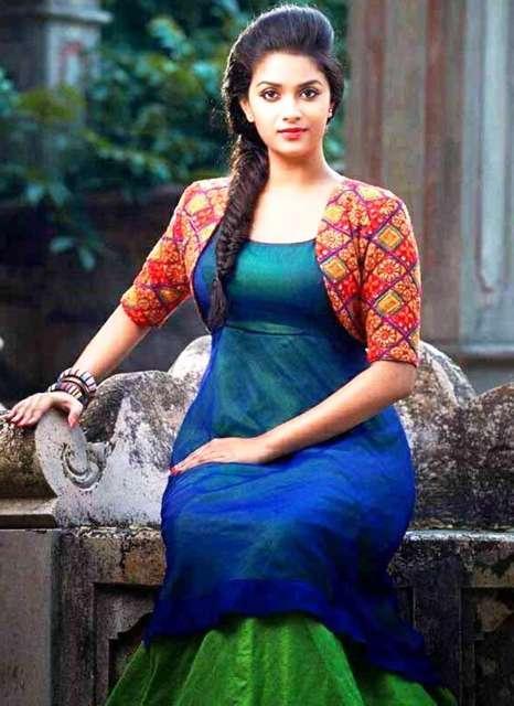 Wallpapers of Indian Actress Keerthi Suresh