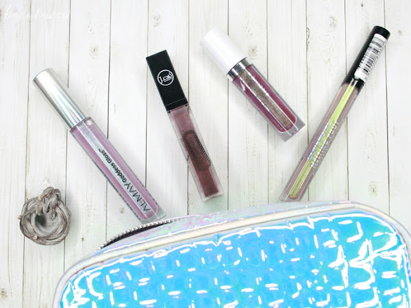 Summer Trend: Holographic Lip Gloss