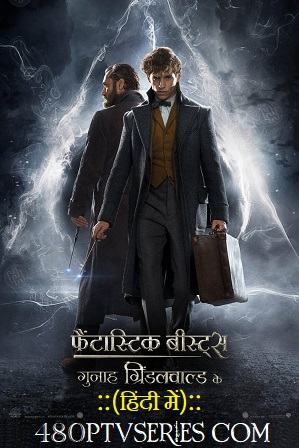 Fantastic Beasts The Crimes of Grindelwald (2018) 999MB Full Hindi Dual Audio Movie Download 720p HC HDRip thumbnail
