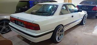Forsale Mazda MX 6 (2 door) 1990