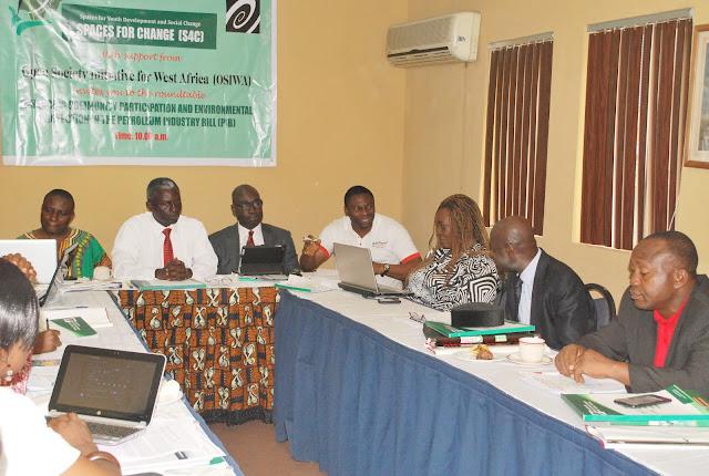 PHOTOSPEAK: Stakeholder Roundtable on the PIB