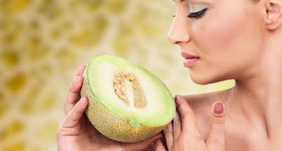 Manfaat Masker Melon Untuk Kecantikan Kulit Wajah