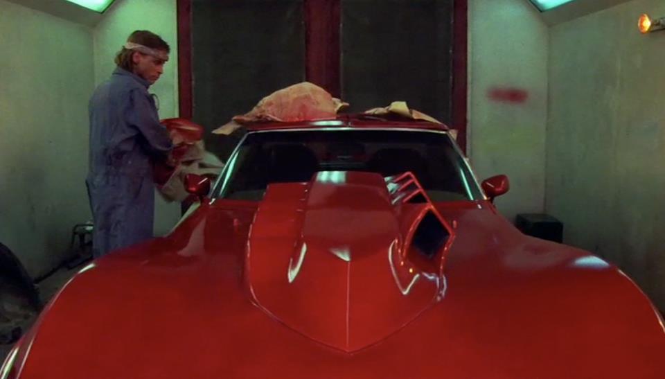cult film freak: DISCO CHROME OF 'CORVETTE SUMMER' WITH ...