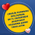 Sevgini Paylaş 50TL Yakıt Kazan