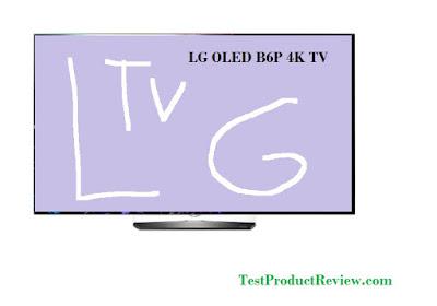 Premium tech: LG OLED B6P 4K TV