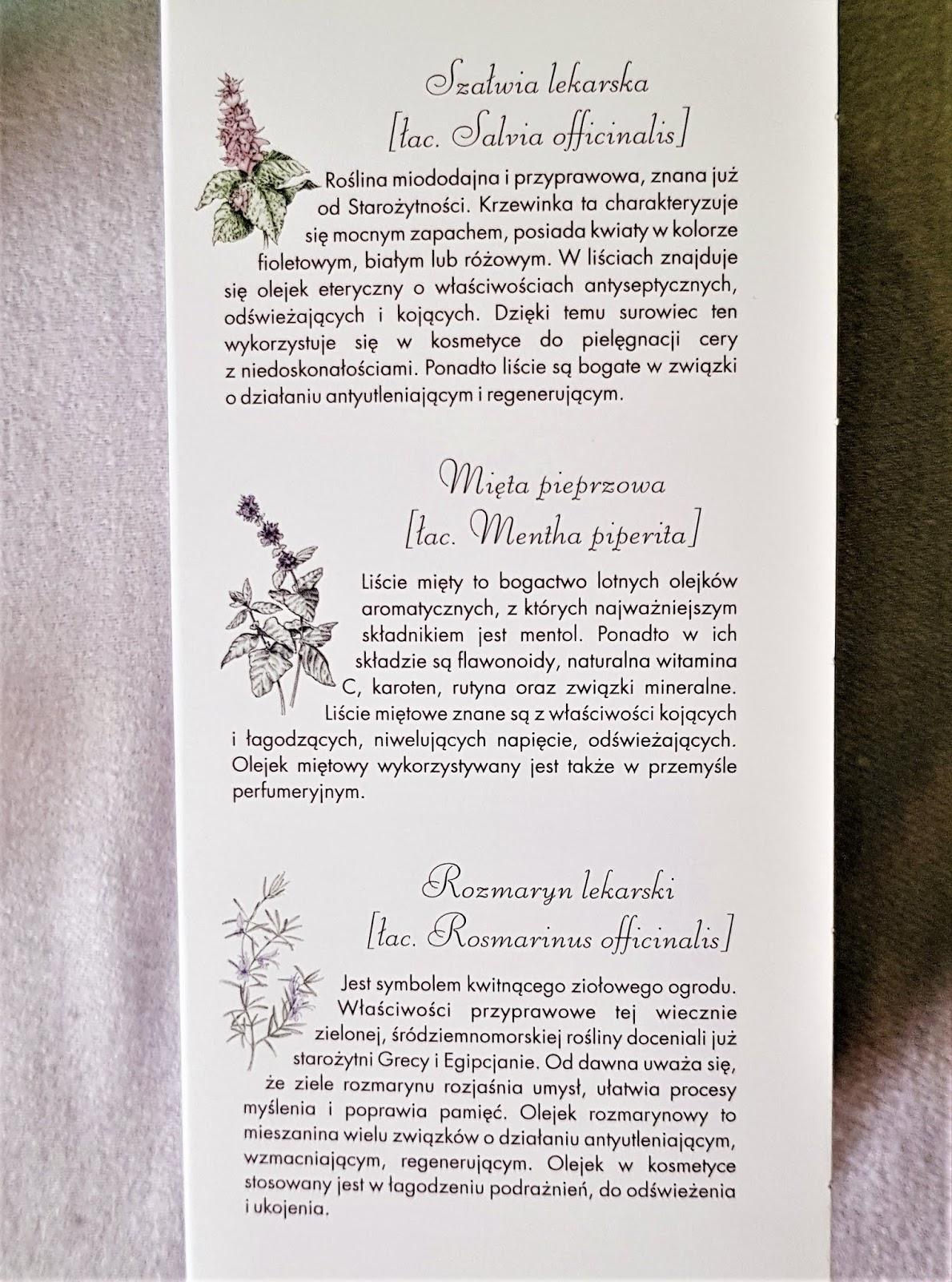 Sylveco ziołowy płyn do płukania jamy ustnej