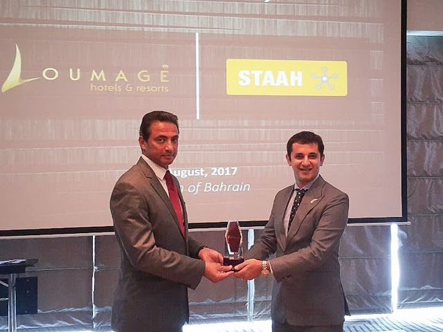 STAAH inks distribution partnership with Loumage Hotels & Resorts