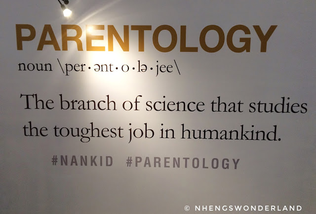 Nestlé NANKID Parentology+