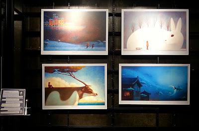 illustrations exhibition