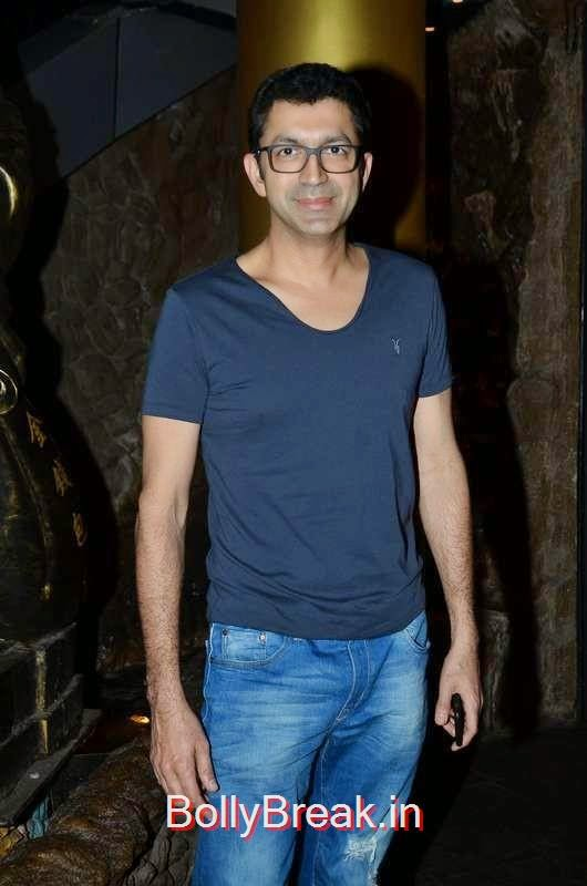 Kunal Kohli, Richa Chadda's Birthday Party Hot Images