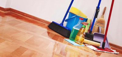 Peluang Usaha Unik : Jasa Pembersih Rumah Panggilan