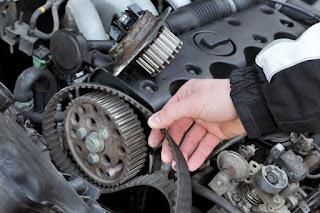 courroie de transmission voiture