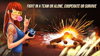 Robot Fighting 2 Mod Apk v1.1.9 (Unlimted Coin)