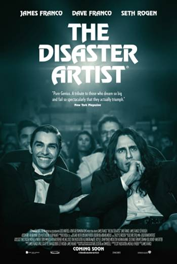 The Disaster Artist 2017 Movie 338MB