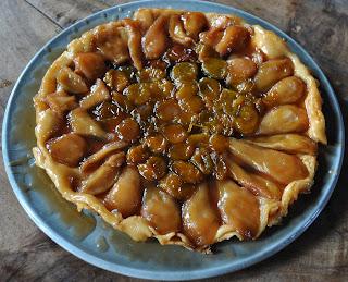 Mes tartes Tatin et autres tartes fines aux fruits