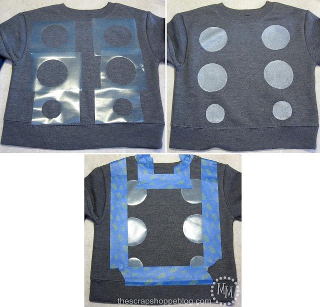 DIY Thor shirt