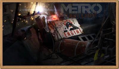 Metro Last Light PC Games