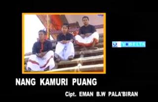 Download Lagu Inang Kamuri Puang