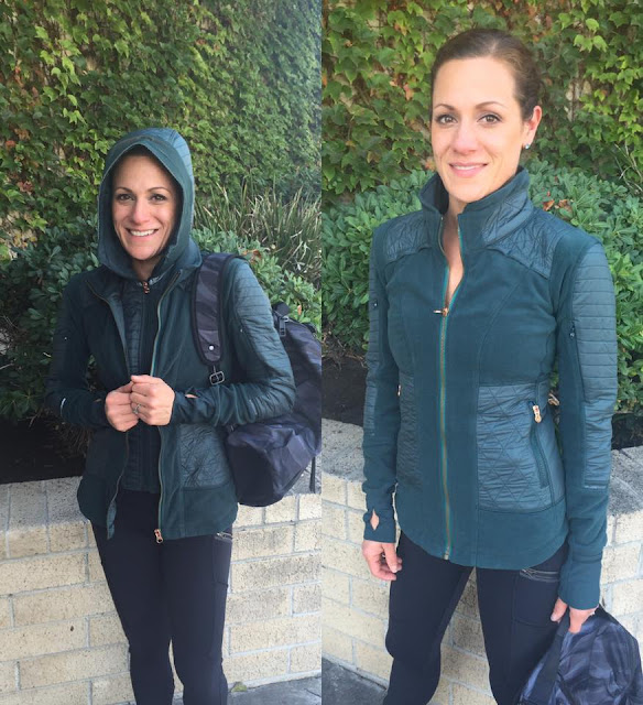 lululemon fleecy-keen-jacket fuel-green