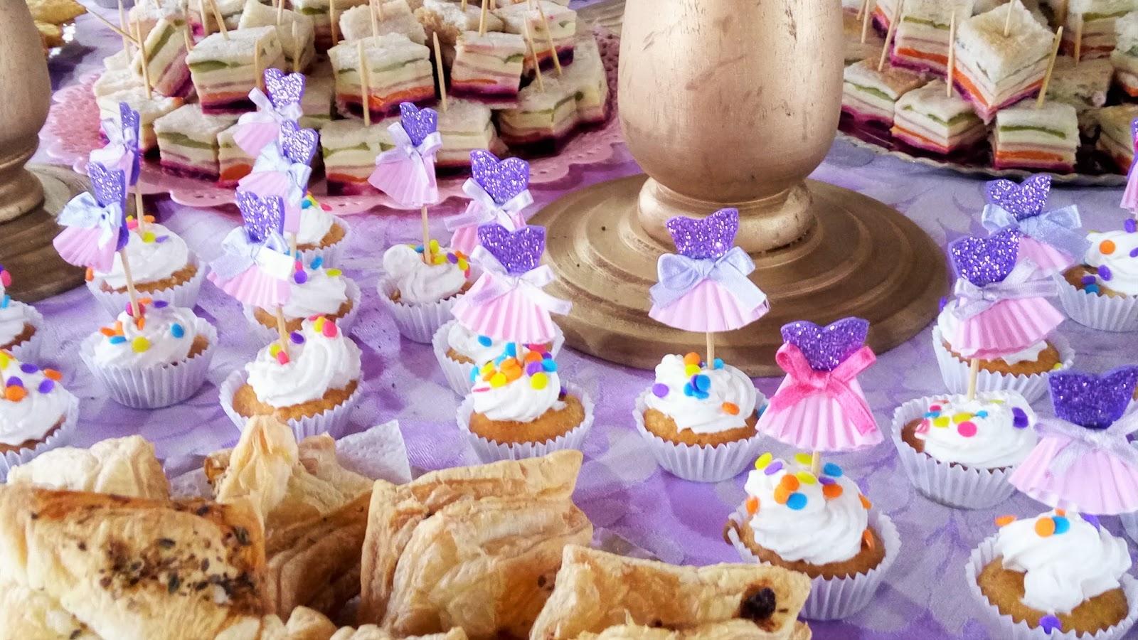 Mini cupcake, topper