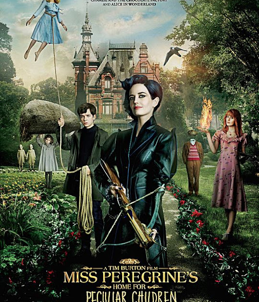 Miss Peregrine 2016 - Latino 1080p - 720p - Torrent